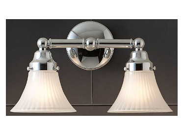 CHATHAM DOUBLE SCONCE